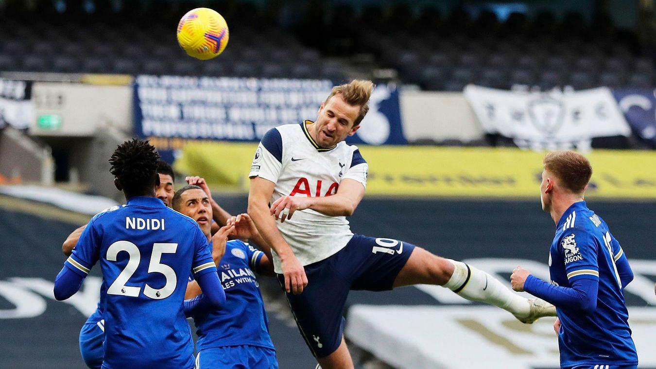 Tottenham Hotspur 0-2 Leicester City