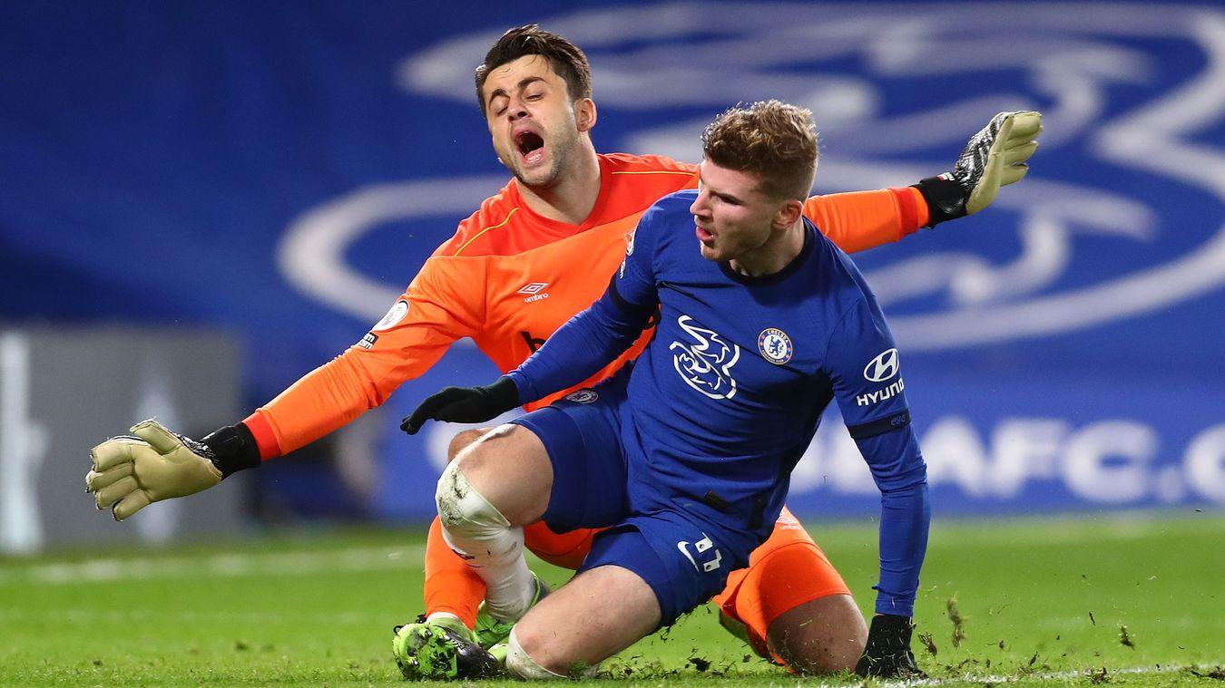 Chelsea 3-0 West Ham United
