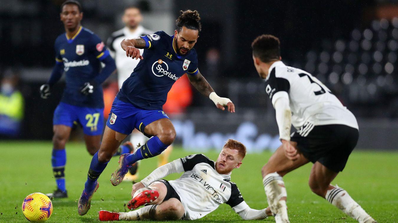 Fulham 0-0 Southampton