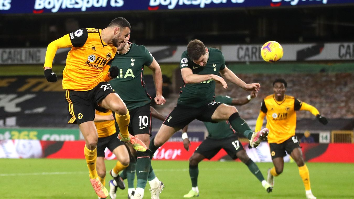 Wolves 1-1 Spurs