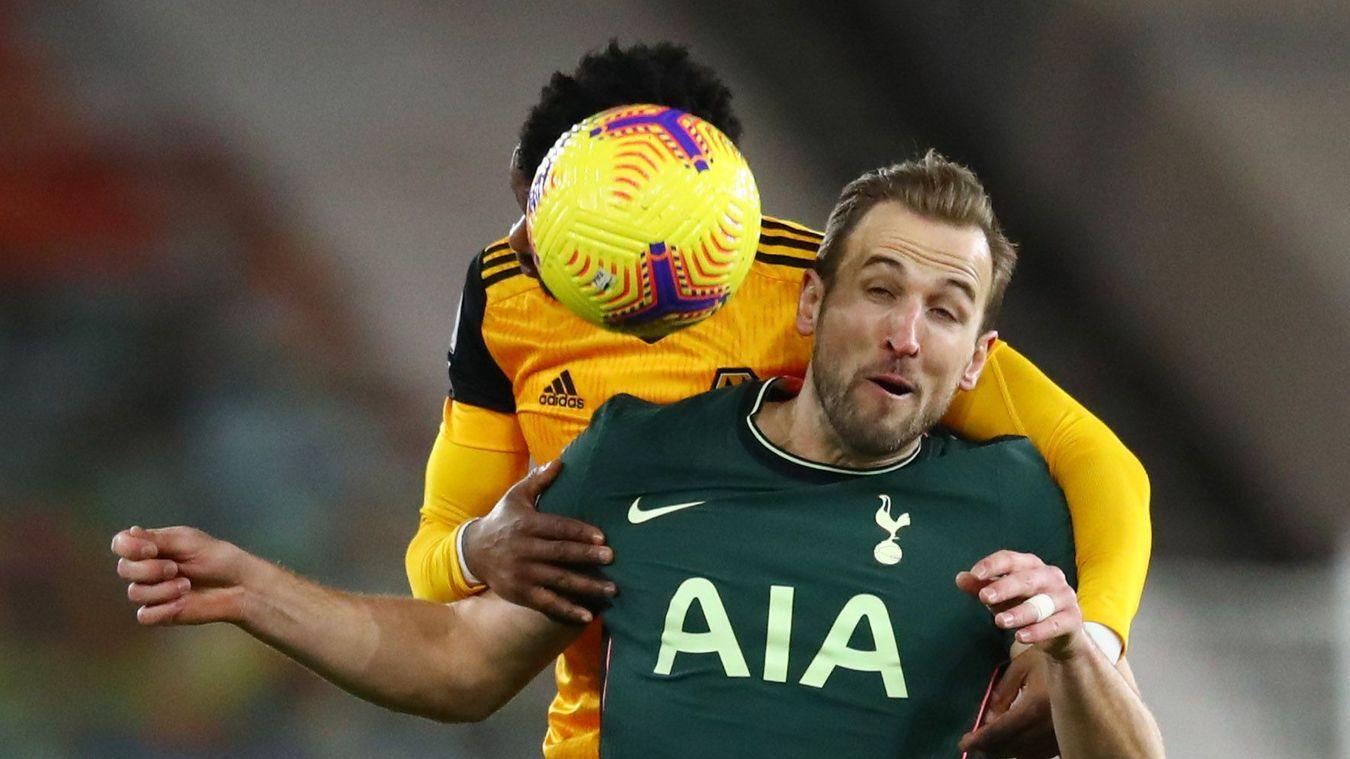 Wolverhampton Wanderers 1-1 Tottenham Hotspur