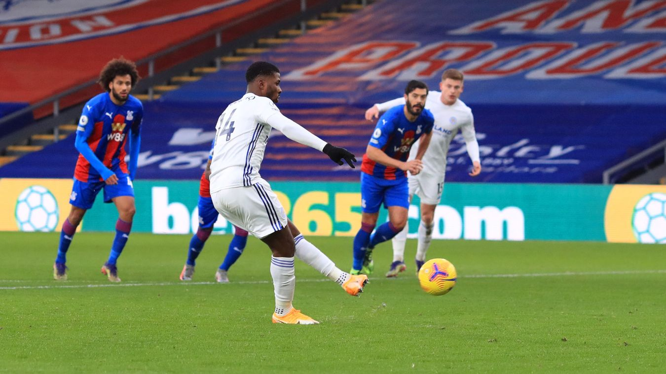 Crystal Palace 1-1 Leicester City