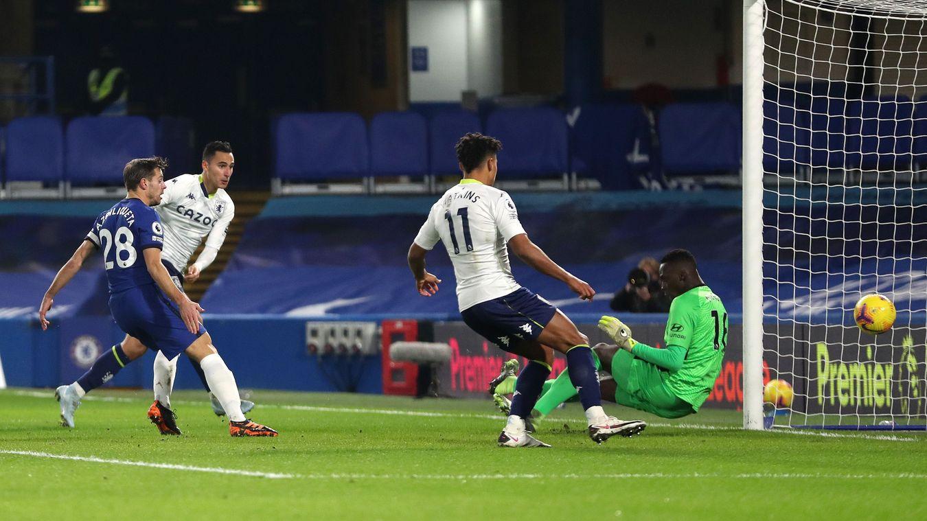Chelsea 1-1 Aston Villa