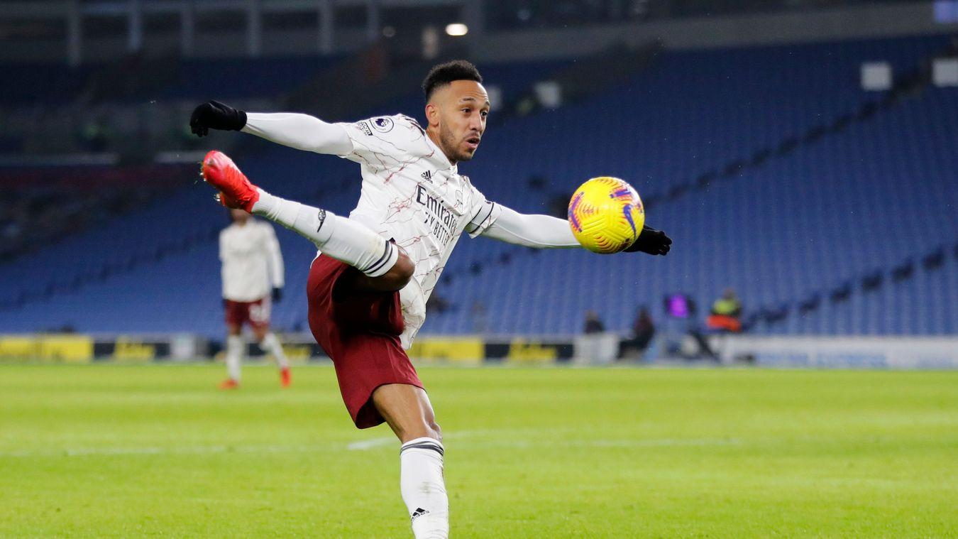 Brighton & Hove Albion 0-1 Arsenal