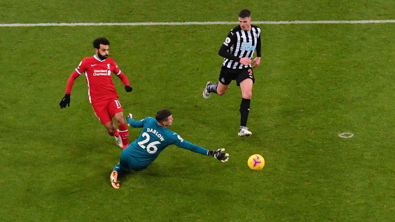Newcastle United 0-0 Liverpool