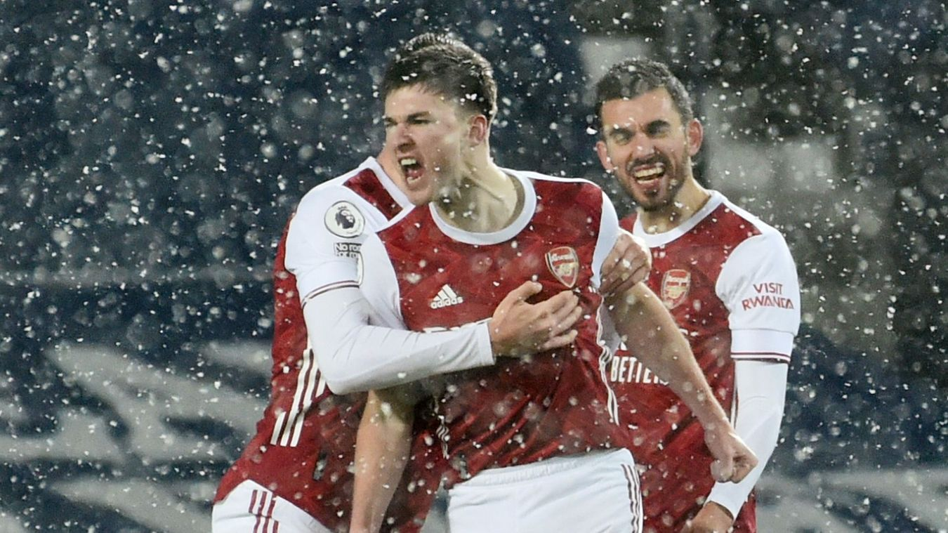 West Bromwich Albion 0-4 Arsenal