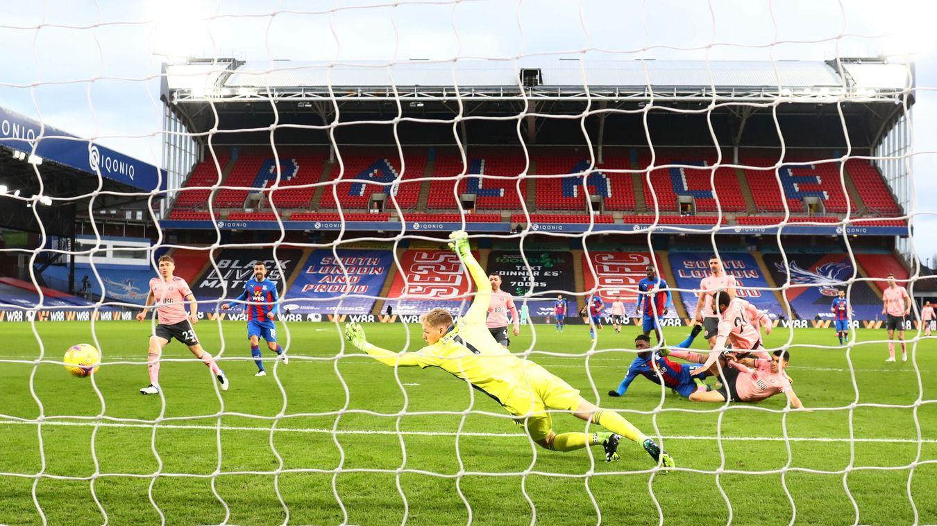Crystal Palace 2-0 Sheffield United