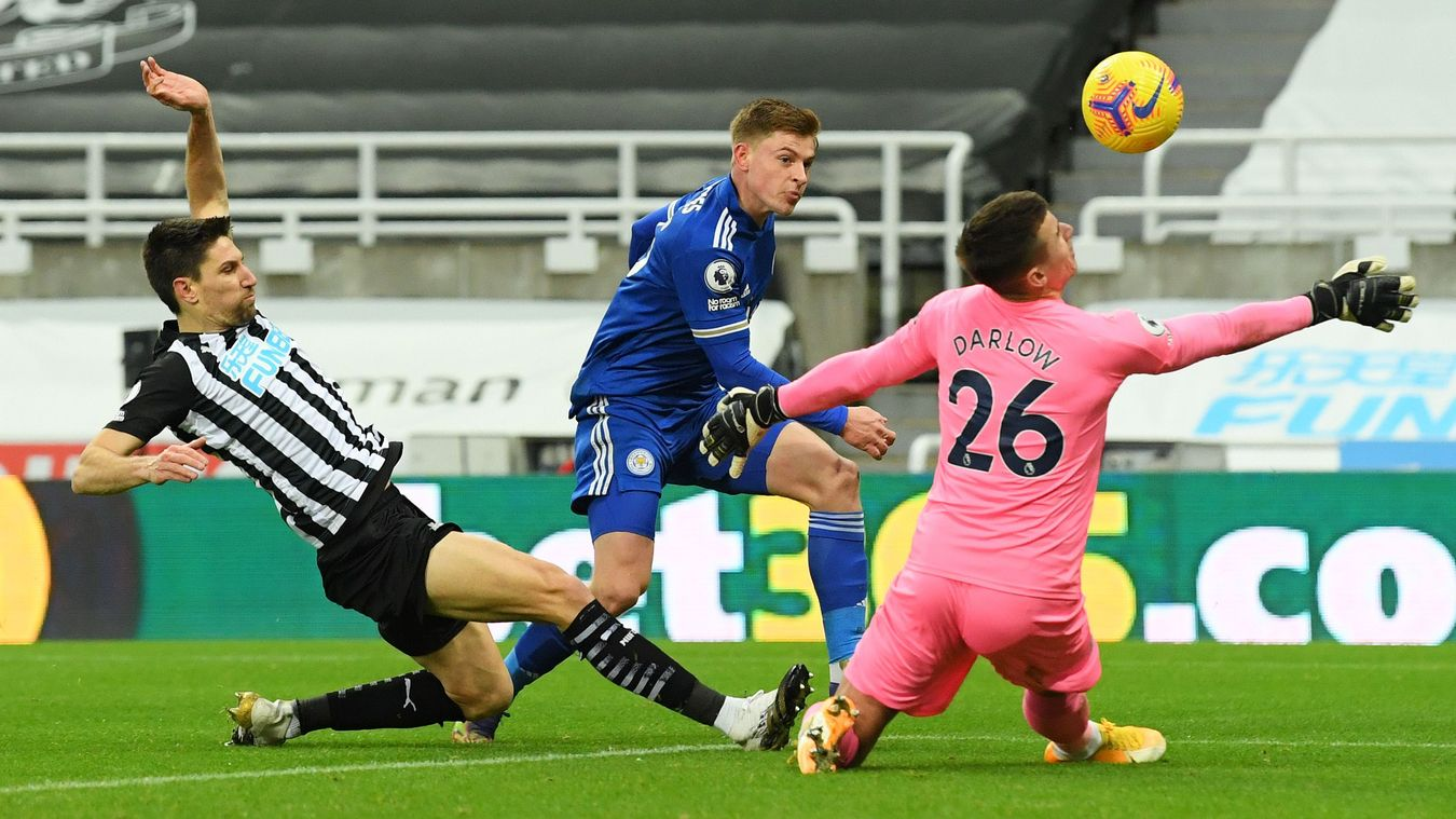 Newcastle United 1-2 Leicester City