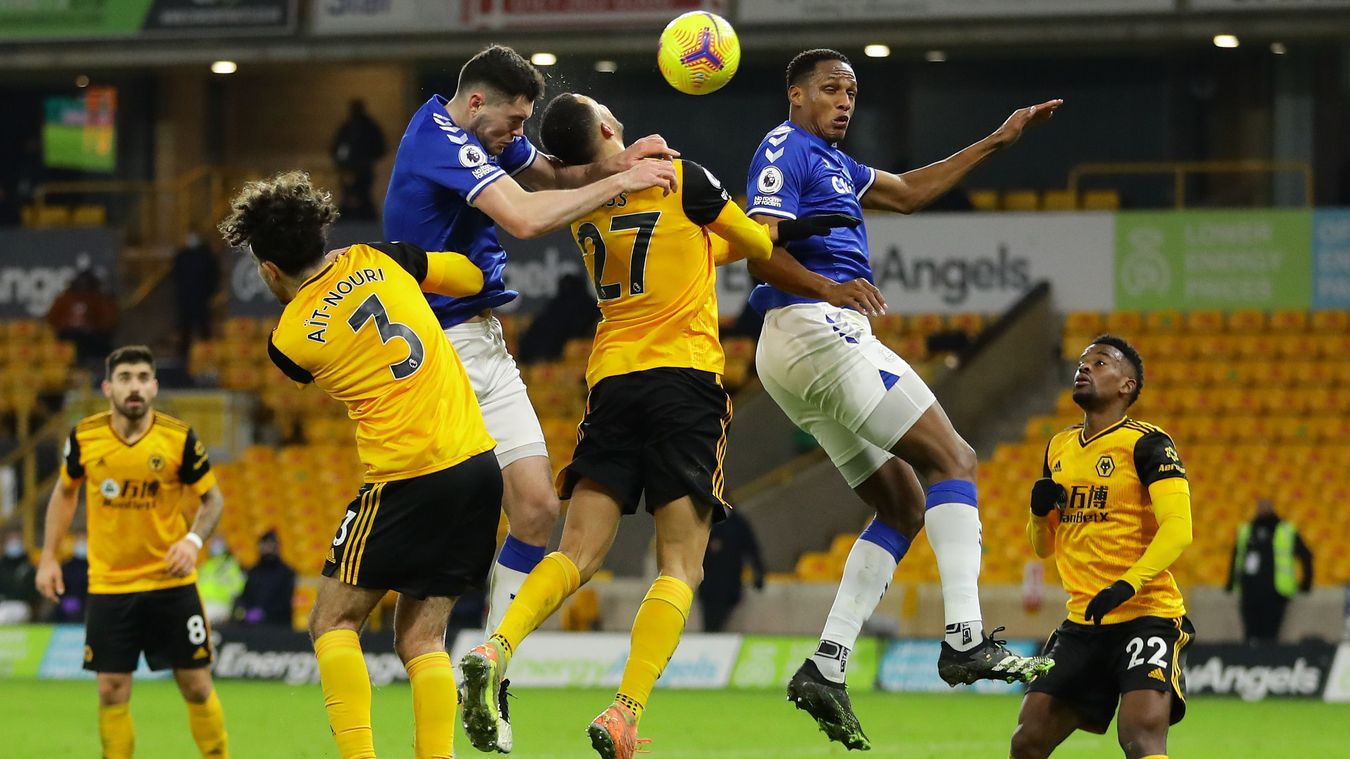 Wolverhampton Wanderers 1-2 Everton
