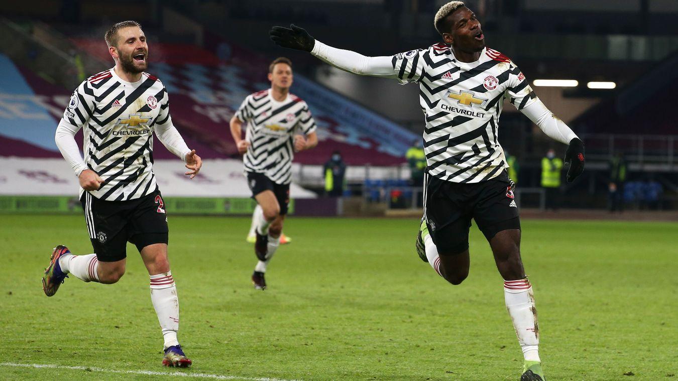 Burnley 1-0 Man Utd