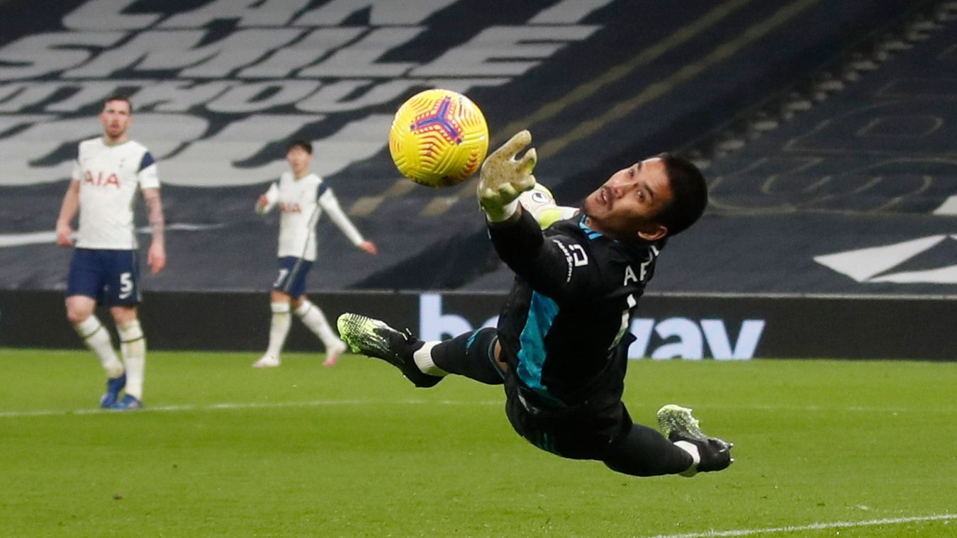 Tottenham Hotspur 1-1 Fulham