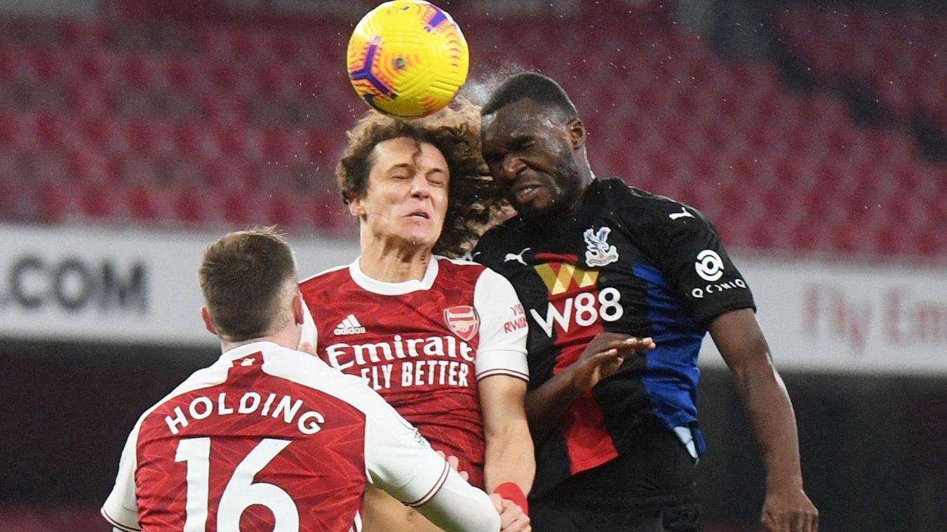 Arsenal 0-0 Crystal Palace