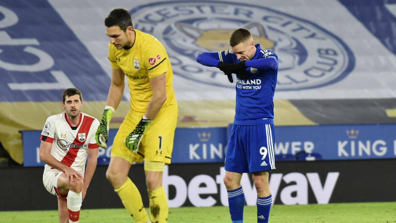 Leicester 2-0 Southampton