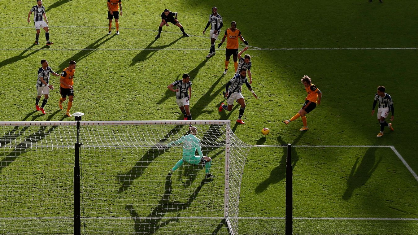 Wolves 2-3 West Brom