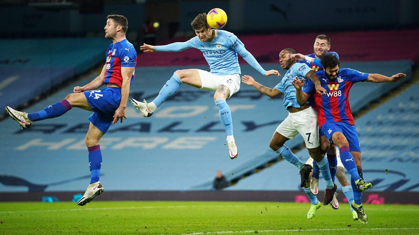 Man City 4-0 Crystal Palace