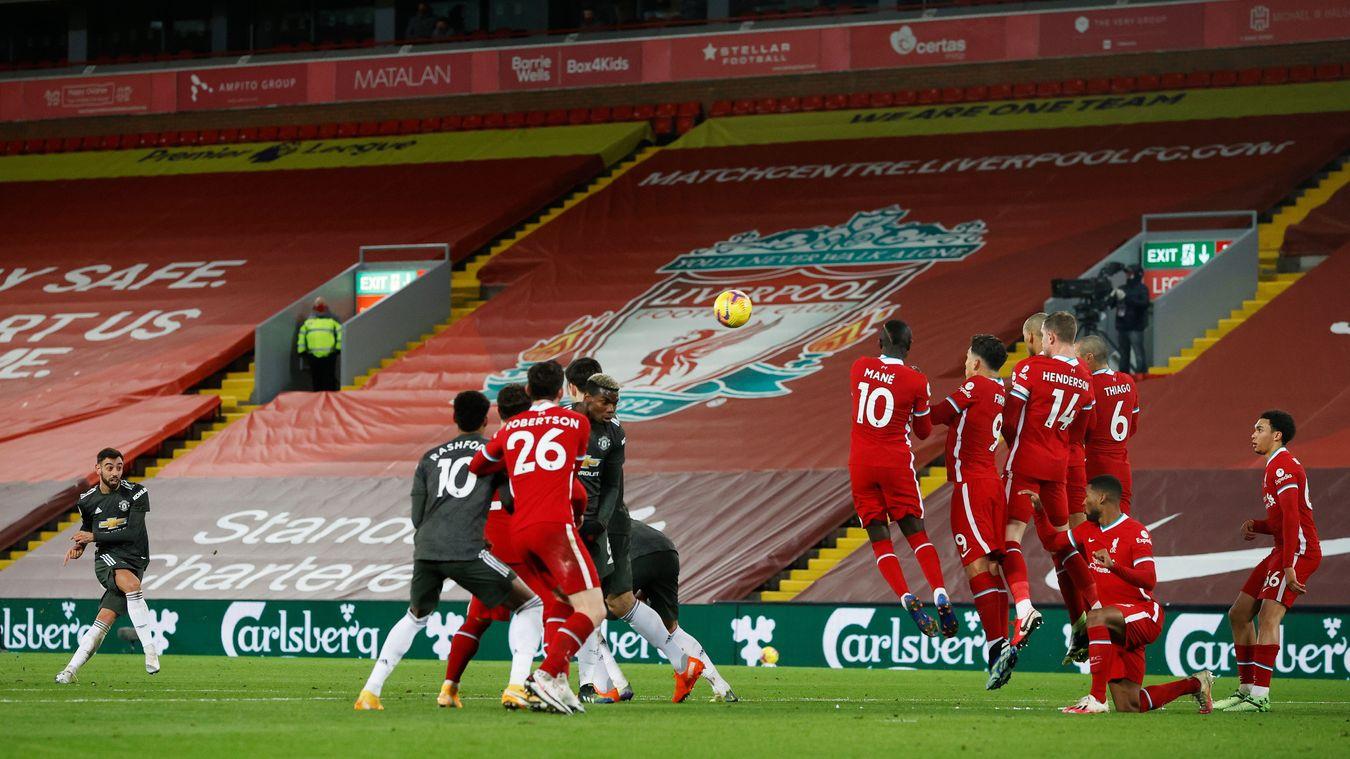 Liverpool 0-0 Man Utd