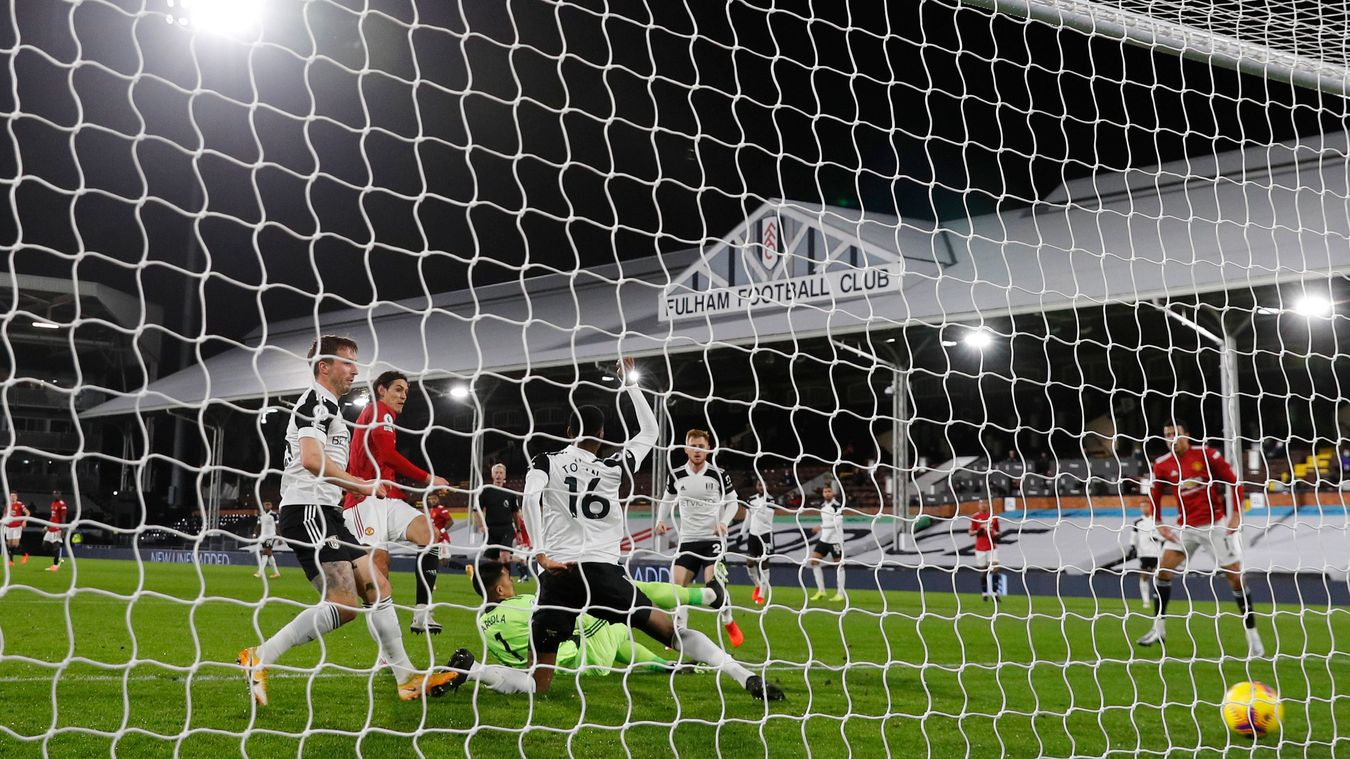 Fulham 1-2 Manchester United