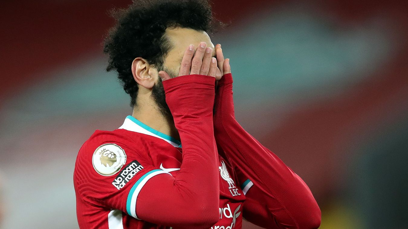 Liverpool 0-1 Burnley