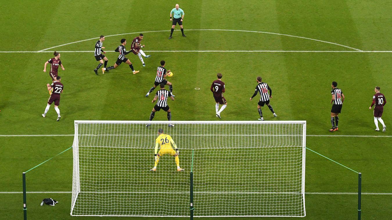 Newcastle United 1-2 Leeds United