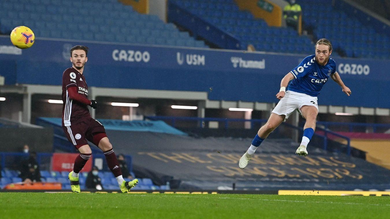 Everton 1-1 Leicester City