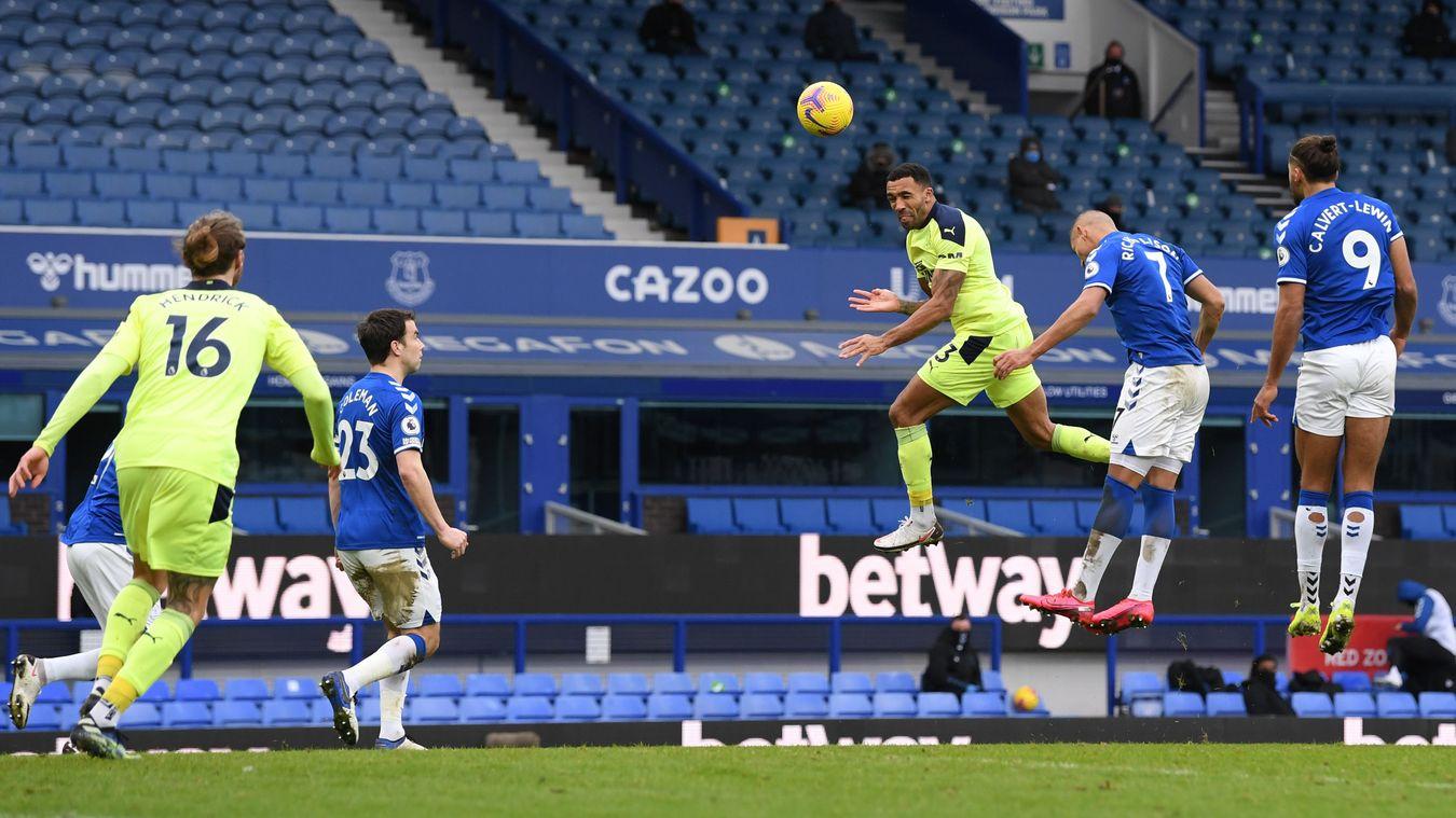 Everton 0-2 Newcastle United