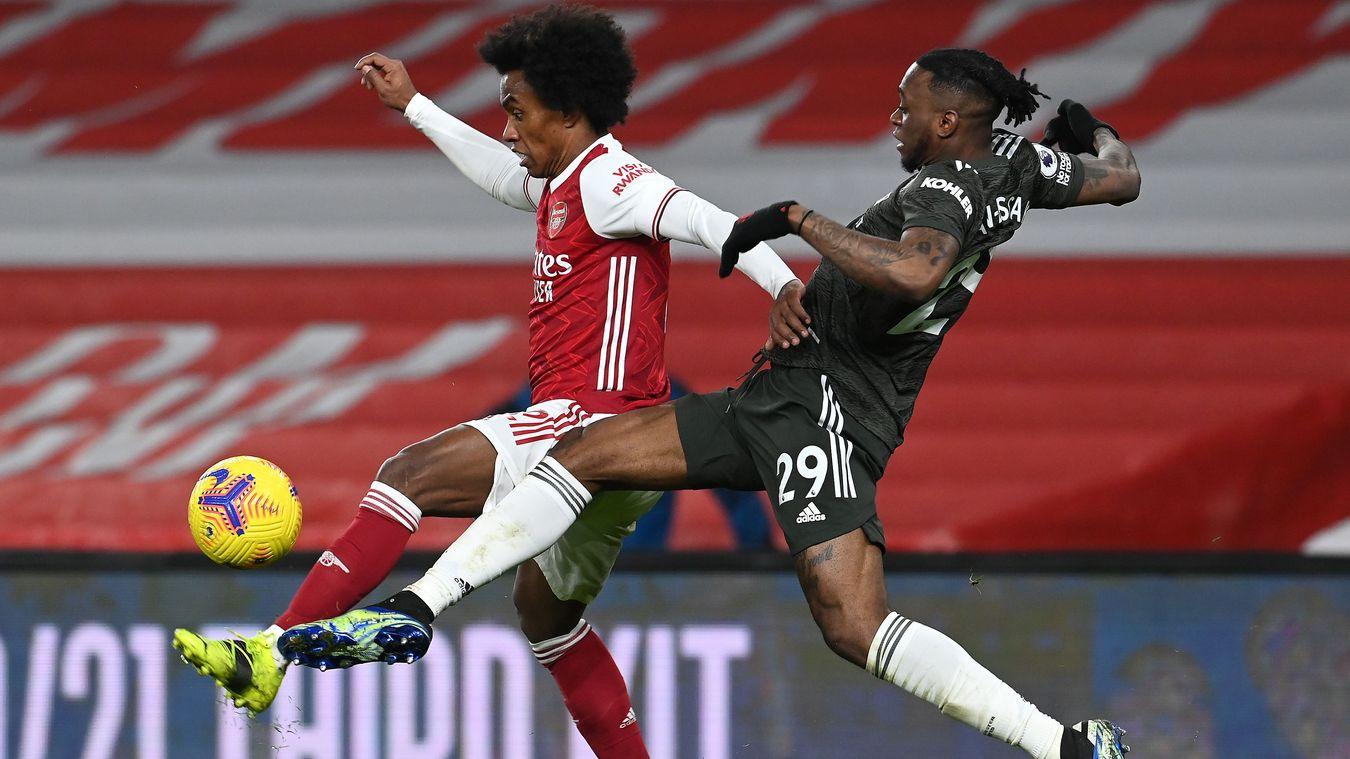 Arsenal 0-0 Manchester United
