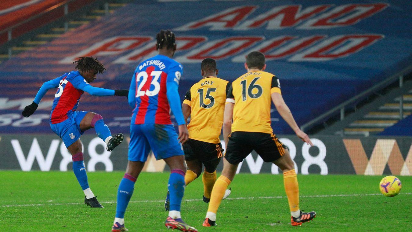 Crystal Palace 1-0 Wolverhampton Wanderers