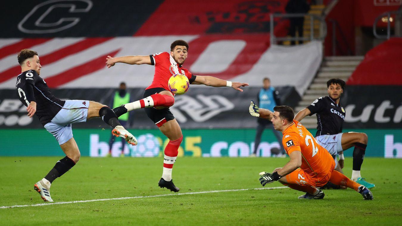 Southampton 0-1 Aston Villa