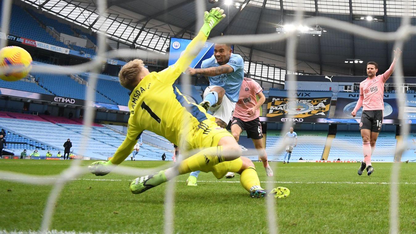 Manchester City 1-0 Sheffield United