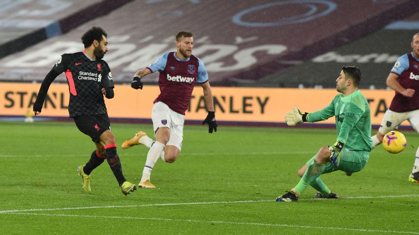 West Ham United 1-3 Liverpool