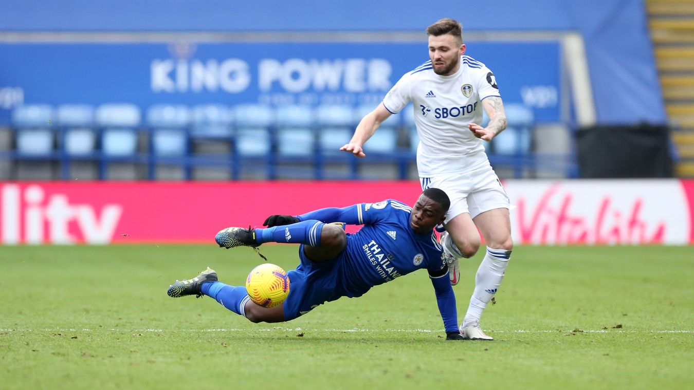 Leicester City 1-3 Leeds United