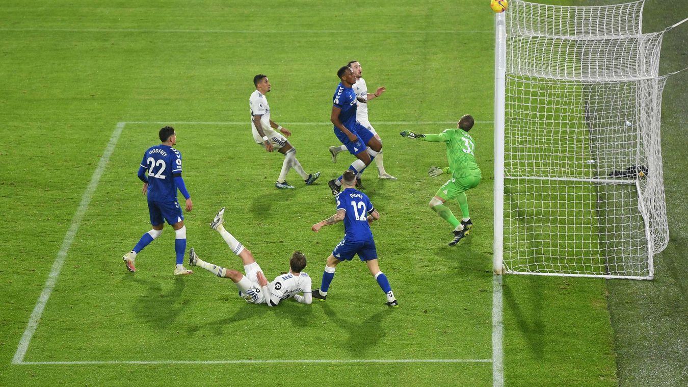 Leeds United 1-2 Everton