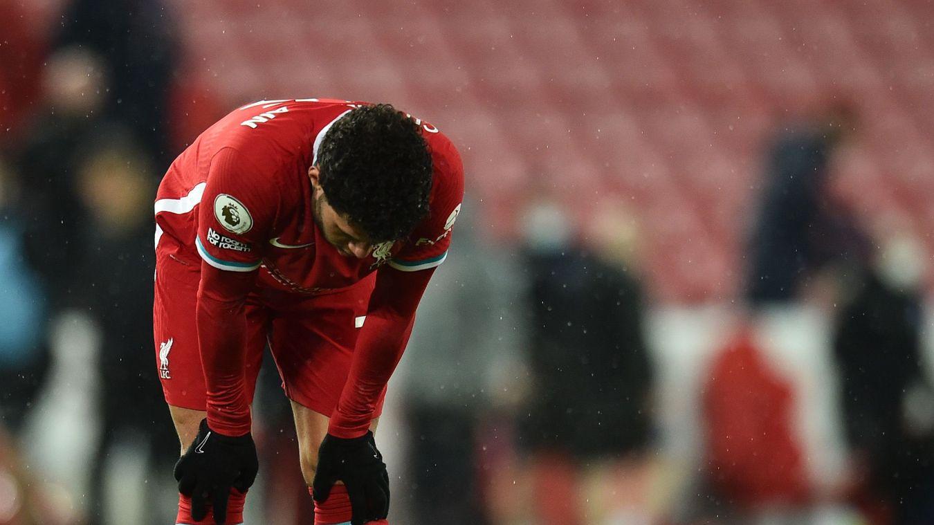 Liverpool 0-1 Brighton & Hove Albion