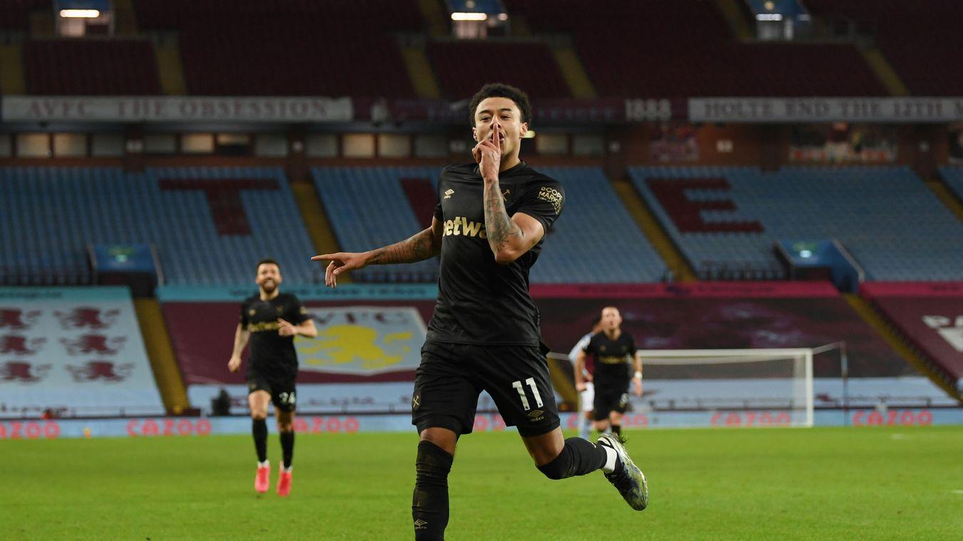 Aston Villa 1-3 West Ham United