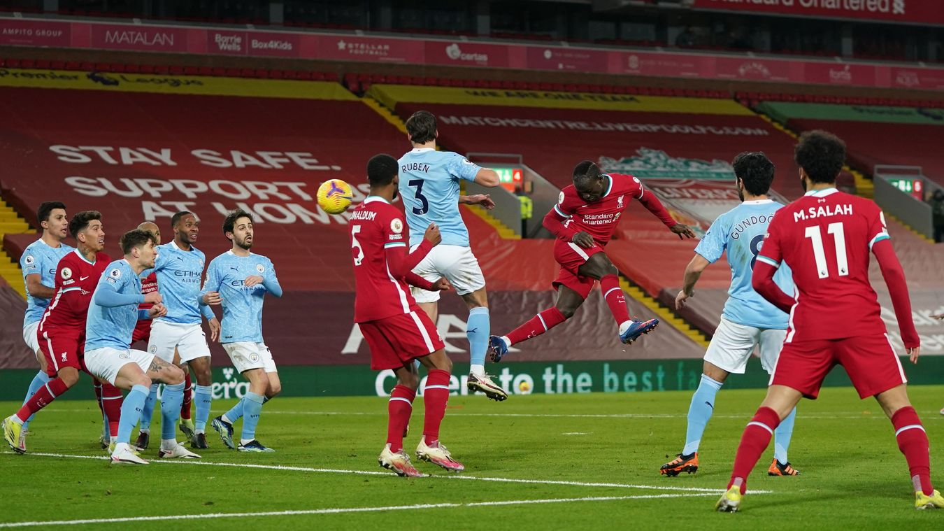 Liverpool 1-4 Manchester City