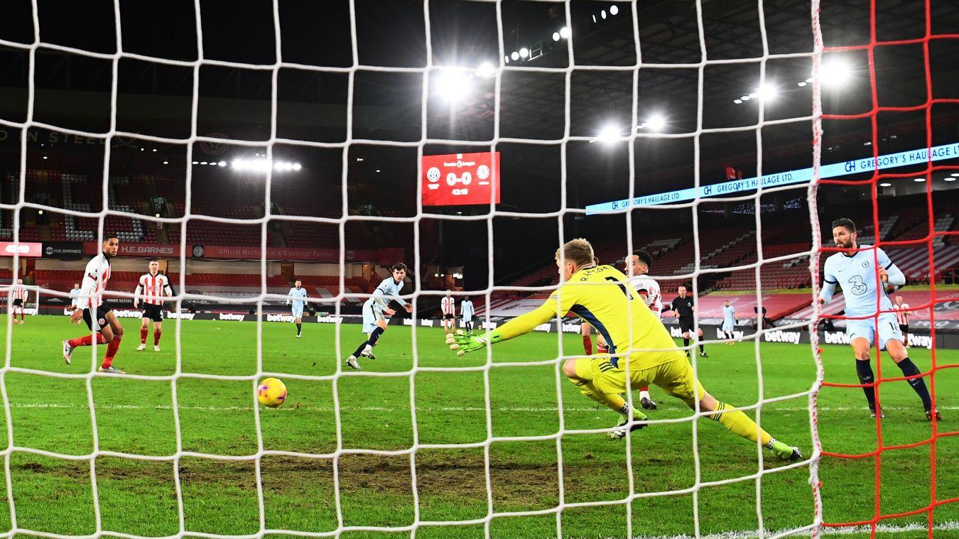 Sheffield United 1-2 Chelsea