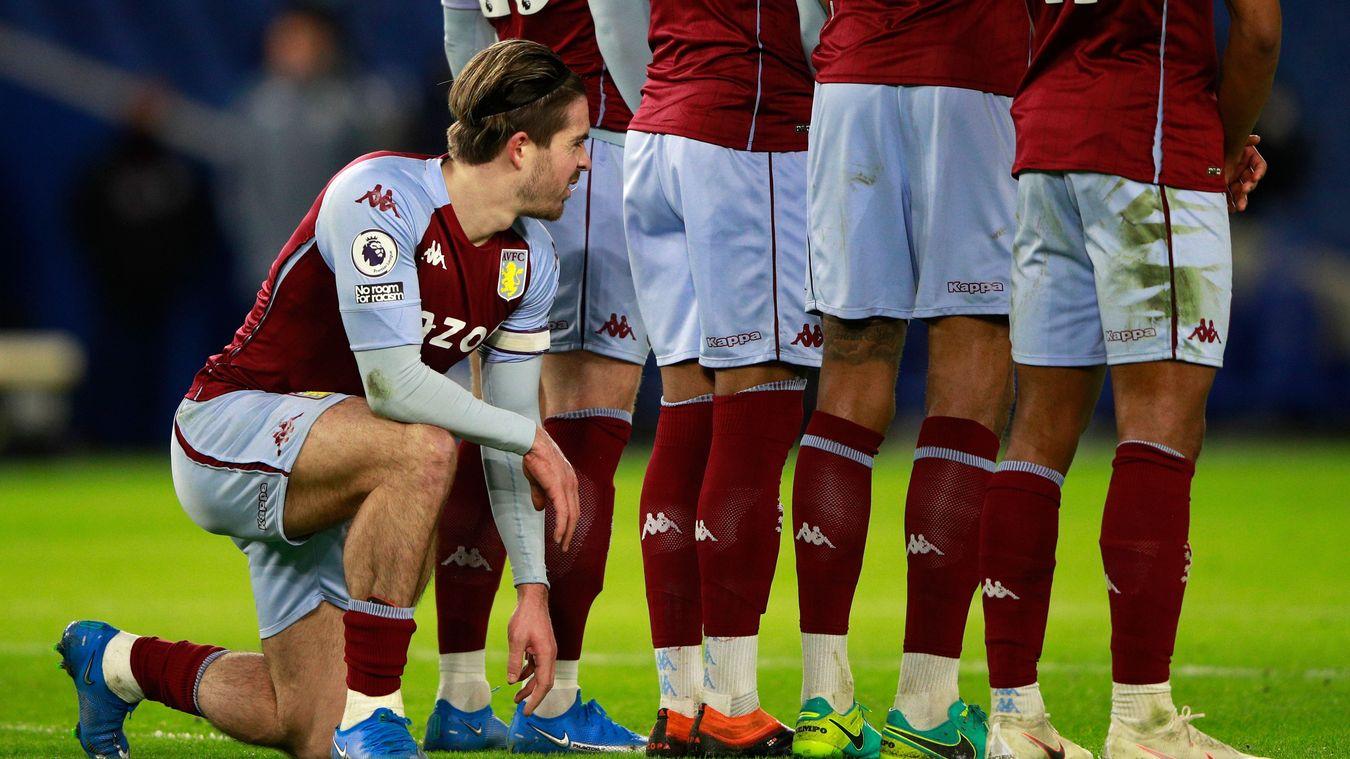Brighton & Hove Albion 0-0 Aston Villa