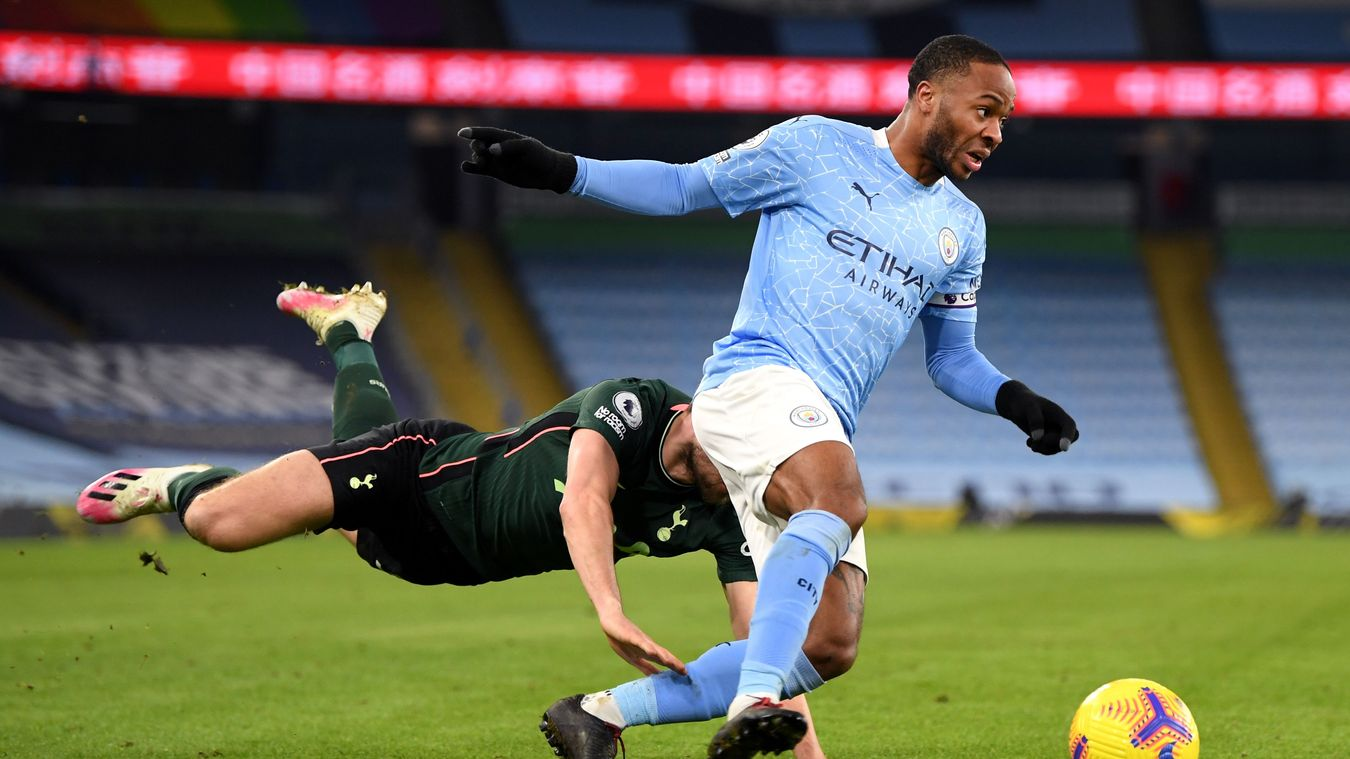 Manchester City 3-0 Tottenham Hotspur