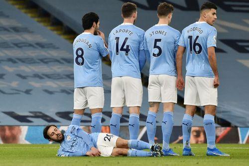 Man City V Spurs 2020 21 Premier League