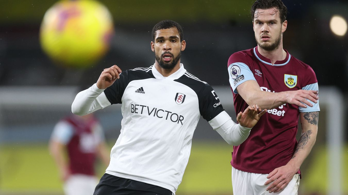Burnley 1-1 Fulham