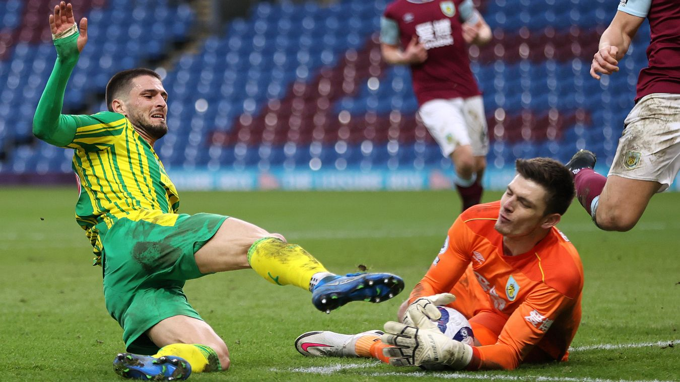 Burnley 0-0 West Bromwich Albion