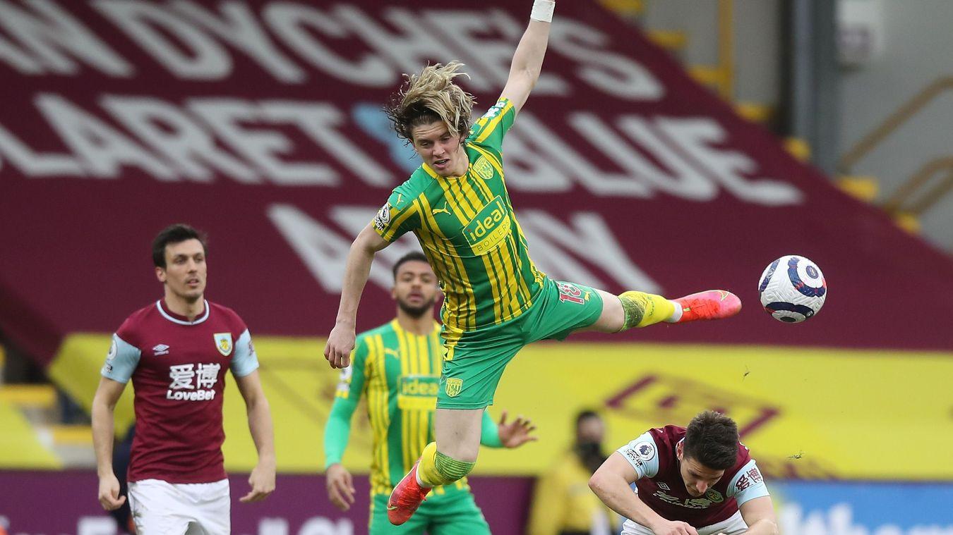 Burnley 0-0 West Bromwich Albion