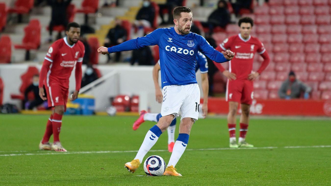 Liverpool 0-2 Everton