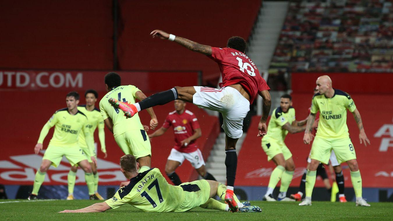 Manchester United 3-1 Newcastle United