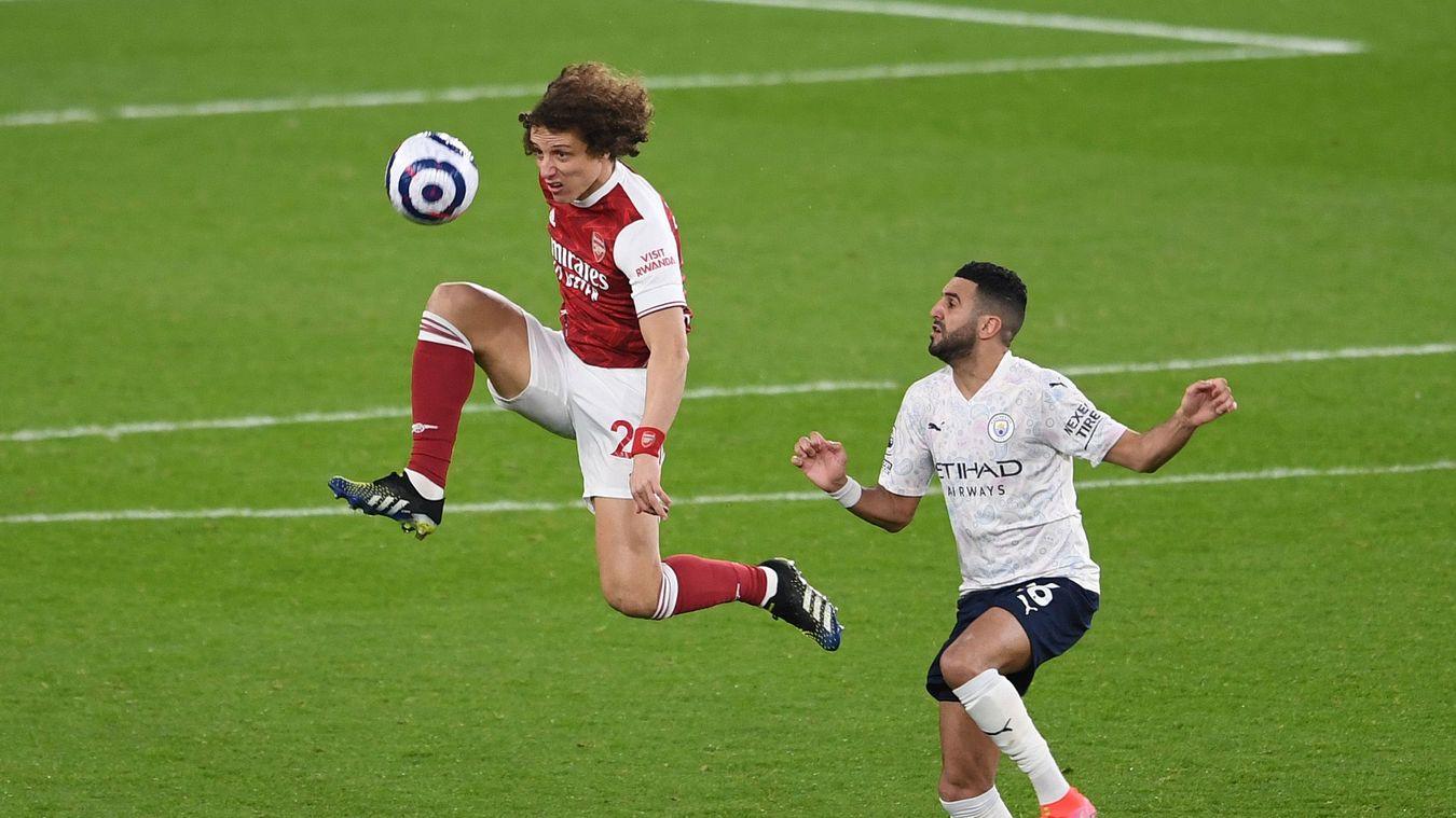 Arsenal 0-1 Manchester City