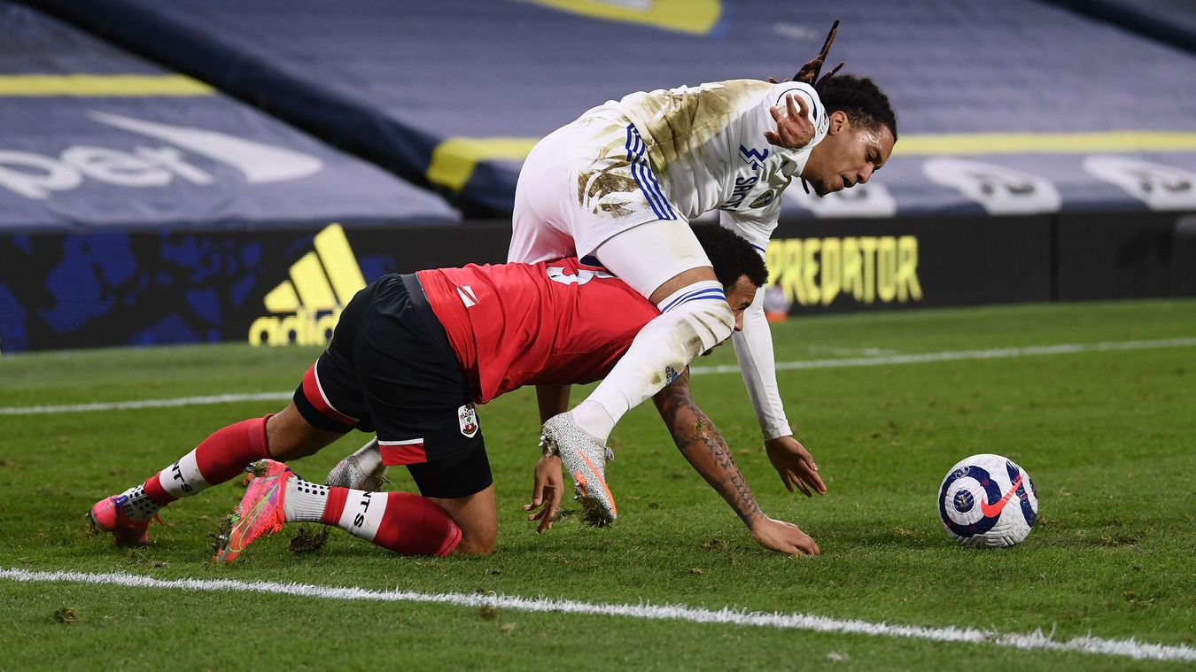 Leeds United 3-0 Southampton
