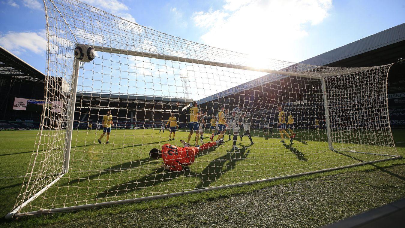 West Bromwich Albion 1-0 Brighton & Hove Albion