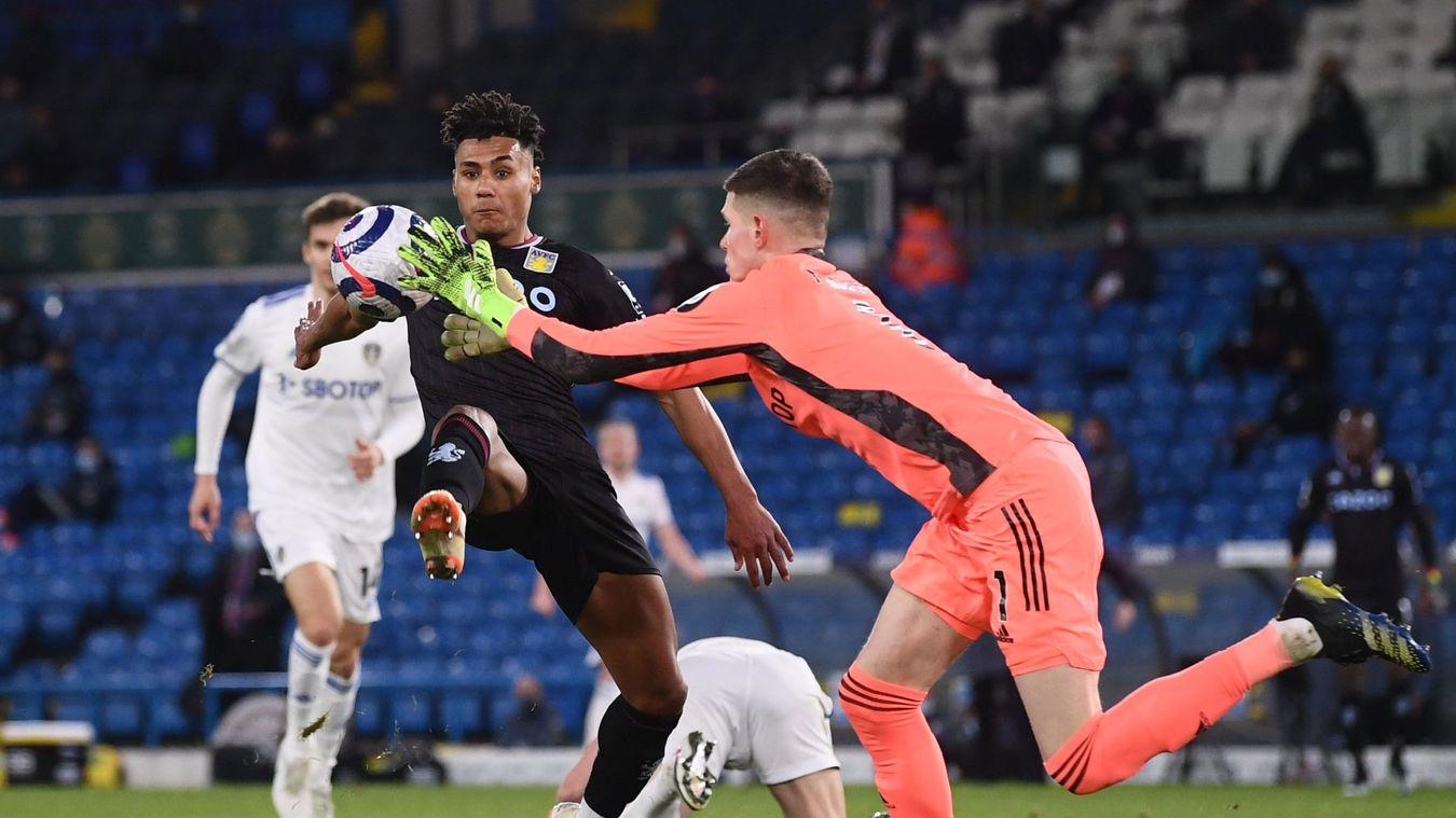 Leeds United 0-1 Aston Villa