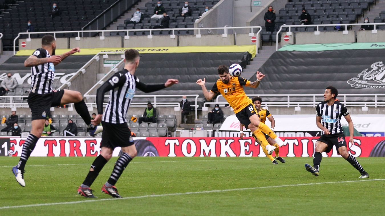 Newcastle United 1-1 Wolverhampton Wanderers