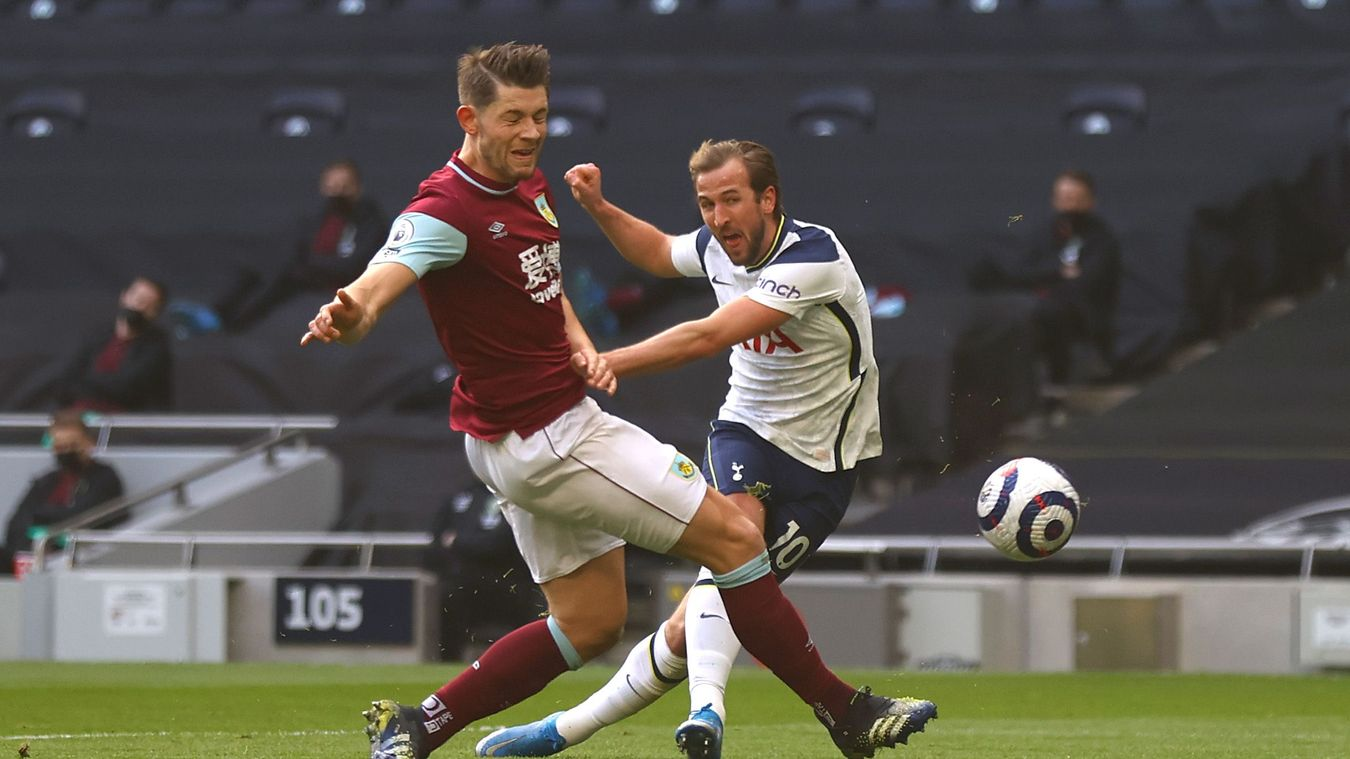 Tottenham Hotspur 4-0 Burnley